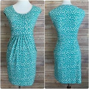 Boden Dress Scoop Neck with Pockets